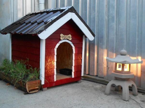 Фотогалерея домик для таксы фото - 9